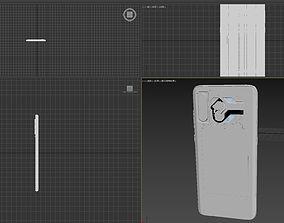 XIAOMI 9 transparent Extreme Edition - C4D modeling 3D