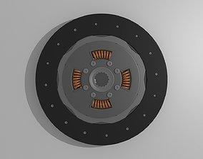 3D Clutch Disk
