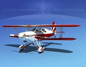 Stolp Starduster Too SA300 V06 3D model