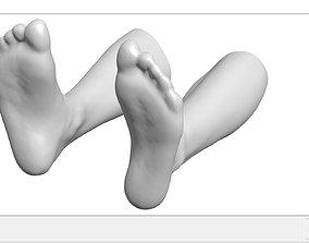 3D print model FEET - STL