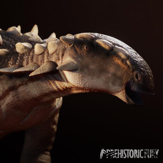 Tianchisaurus - Prehistoric Fury