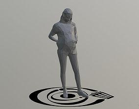 3D model Human 058 LP R