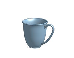 Coffee mug 3D print model