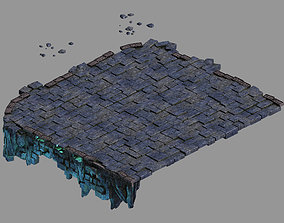 Real Palace-Lower Terrain 3D