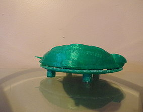 Turtle Soap Dish 3D print model