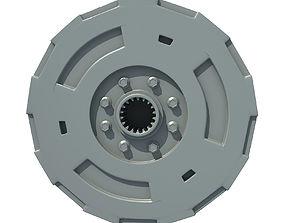 3D Flywheel 55
