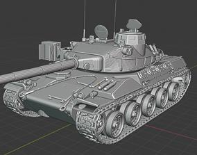 3D printable model AMX 30 tanks