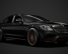 3D Mercedes-AMG S 65 Final Edition Worldwide V222 2019