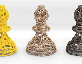 3D print model Bishop xeebone