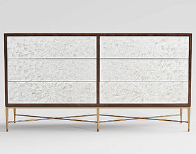 Bernhardt Adagio Dresser 3D