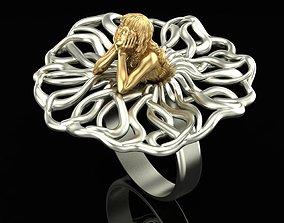Ring Dress Dream 3D printable model