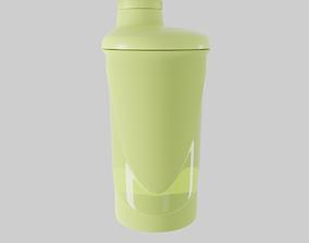 Shaker bottle 3D