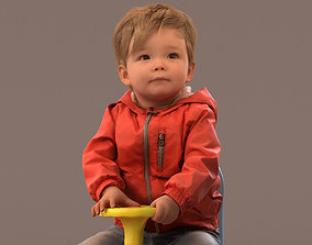 00022Pepijn001 Toddler Boy 3D Model