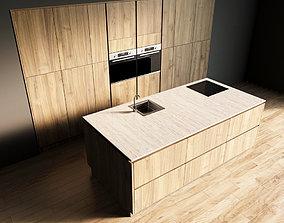 3D model 47-Kitchen11 texture 4