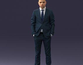 Office man 1012-2 3D
