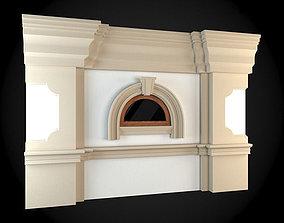 decor 3D model Wall