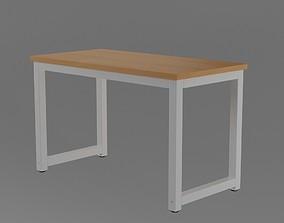table computer 3D Computer Desk