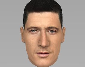 3D model Robert Lewandowski