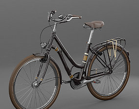 sport 3D model Bergamont Summerville Mountain Bike