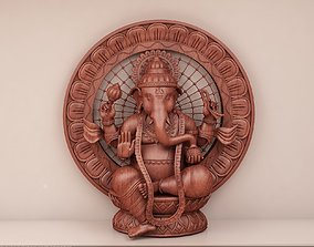 3D Lord Ganesha