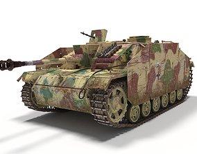 Stug III Ausf G 3D model