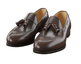 Leather Loafer 3D model