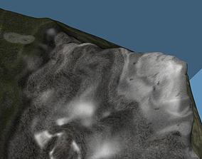 3D model Volcano Hekla Iceland