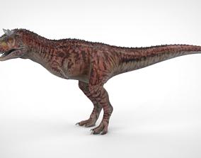 Carnotaurus Model 3D asset