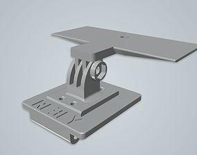 GoPro or camera rc car mount for 3D printable model 3