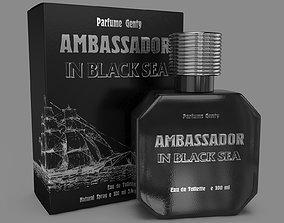 3D Ambassador in black sea