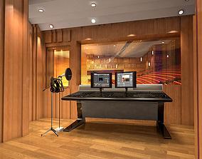 3D asset recording room