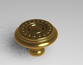 knob for furniture 3D
