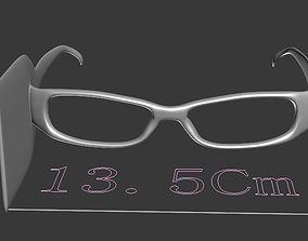 3D glasses block side light