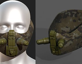 VR / AR ready Gas mask 3