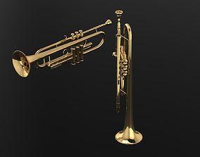 3D printable model Trumpet 089
