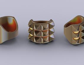 UNISEX Ring 3D model