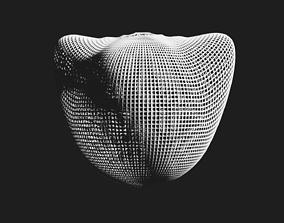 3D model Animal Head