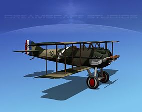 3D SPAD SXIII French Escadrille