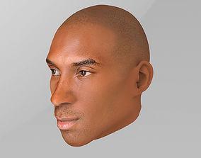 Kobe Bryant 3D model