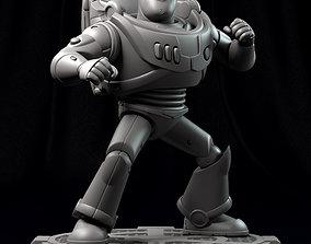 Buzz Lightyear 3D print model