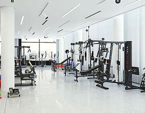 3D treadmill Archmodels