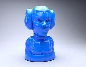 3D printable model Princess Leia Organa