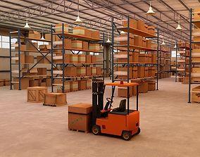 3D model Big Warehouse Pack