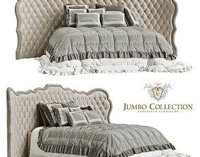 Jumbo Collection Pleasure Bed 3D