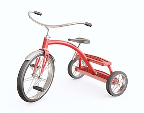 Tricycle 02 3D