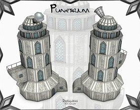 3D asset Planetarium
