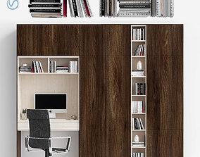 book shelf 02 3D