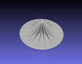 Extreme Pressure Radial Compressor Impeller