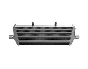 Automotive Intercooler 3D print model