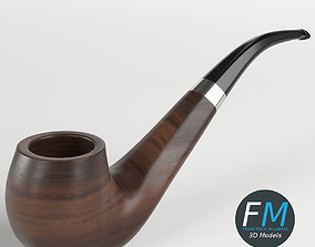 Tobacco pipe 3D